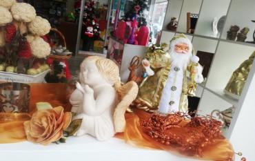 Passe pelo nosso Bazar este Natal