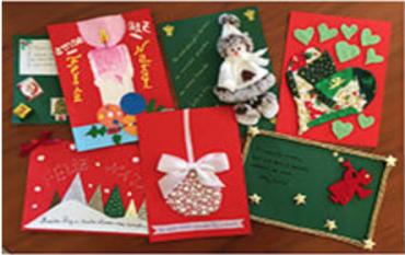 As decorações de Natal da Casa do Caminho em 2019 <3